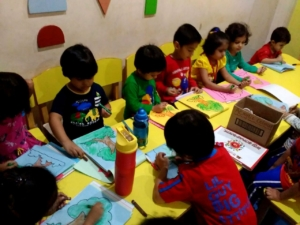 Brats n Cuties - Day Care Activity